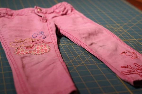 Jeans komplett