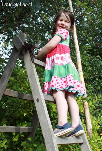 Lillesol Stufenkleid