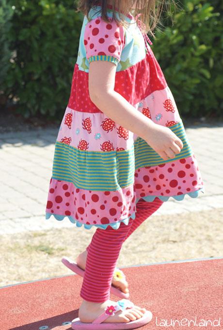 Lillesol Stufenkleid seite