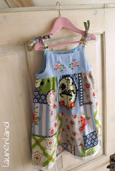 Lillesol Trägerkleid