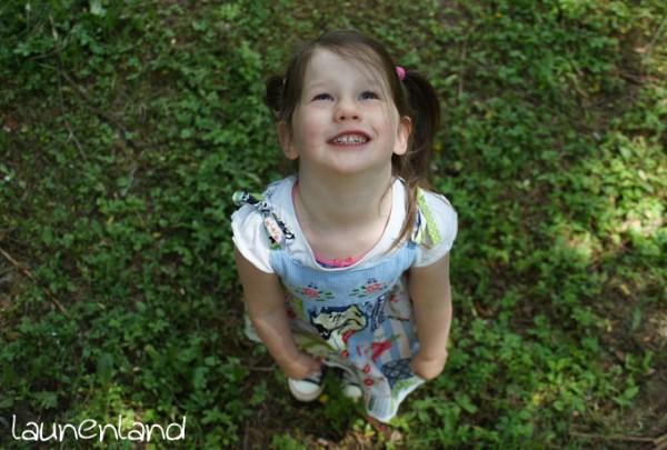 Lillesol Trägerkleid oben