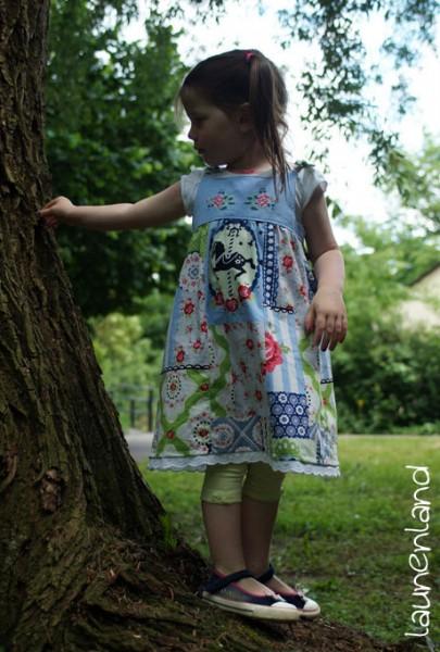 Lillesol Trägerkleid vorn