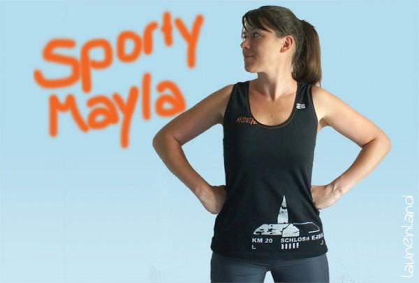 Sporty Mayla Frau Liebstes