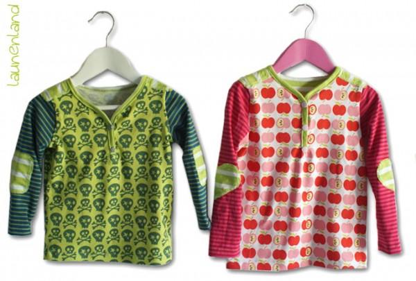 Lillesol & Pelle Knopfshirt