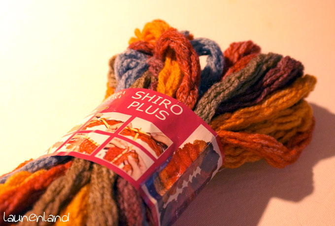Wolle Shiro Plus