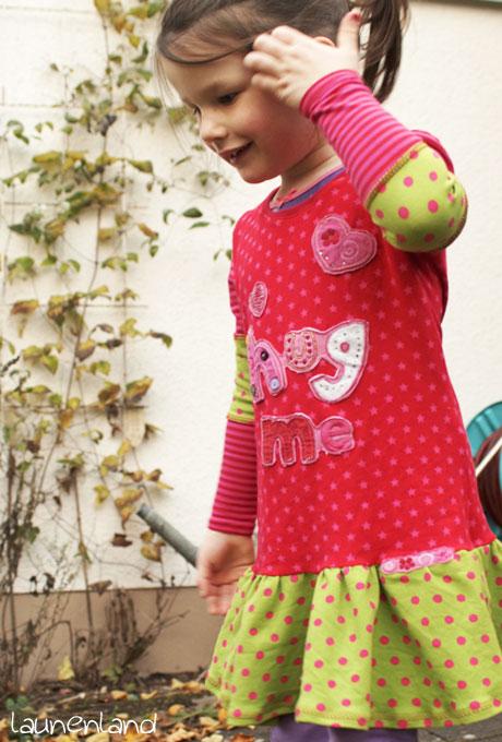 Lillesol Herbstkleid Seite