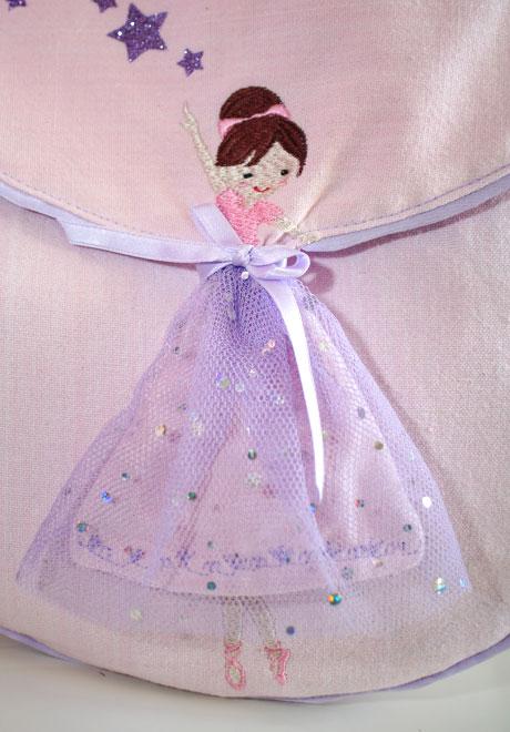 Lillesol Frühling Prinzessinnen Tasche Prinzessin