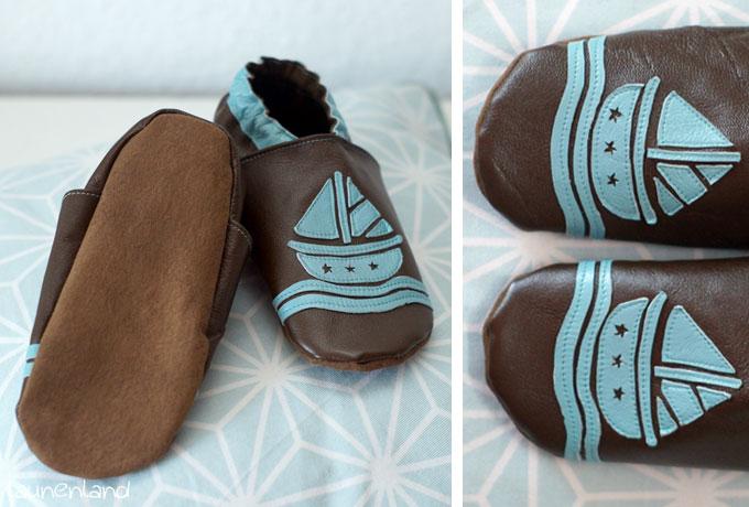 Puschen Lunaju Boot Details