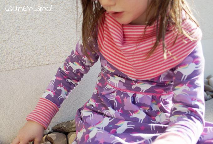 Lillesol Rollkragenkleid Kragen