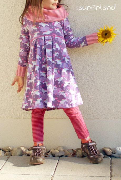 Lillesol Rollkragenkleid